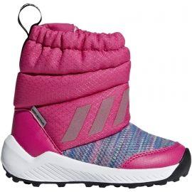 adidas RAPIDASNOW BTW I - Detská zimná obuv