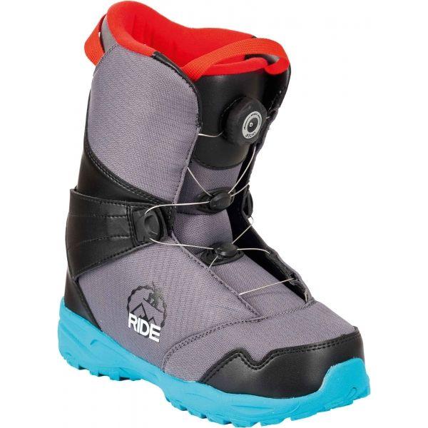 FTWO TEAM KIDS ATOP - Detská snowboardová obuv
