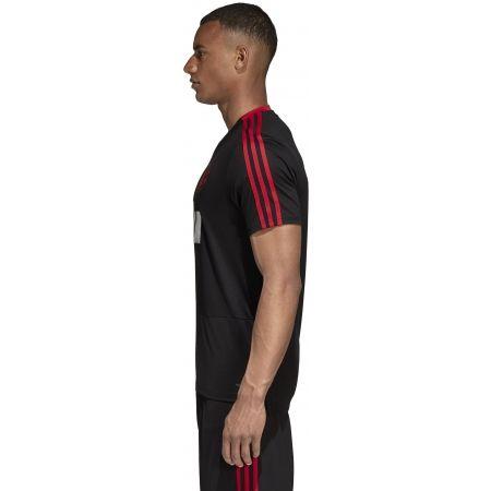Pánský fotbalový dres - adidas MANCHESTER UNITED FC TR JSY - 4