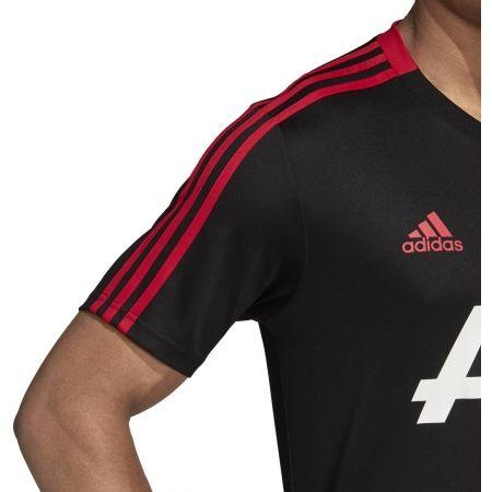 Pánský fotbalový dres - adidas MANCHESTER UNITED FC TR JSY - 8