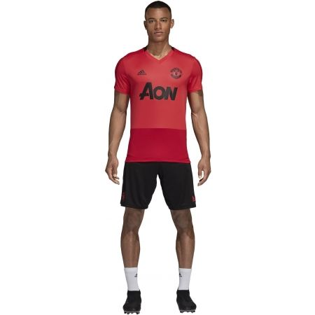 Pánský fotbalový dres - adidas MANCHESTER UNITED FC TR JSY - 3