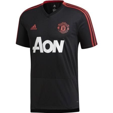 Pánský fotbalový dres - adidas MANCHESTER UNITED FC TR JSY - 1