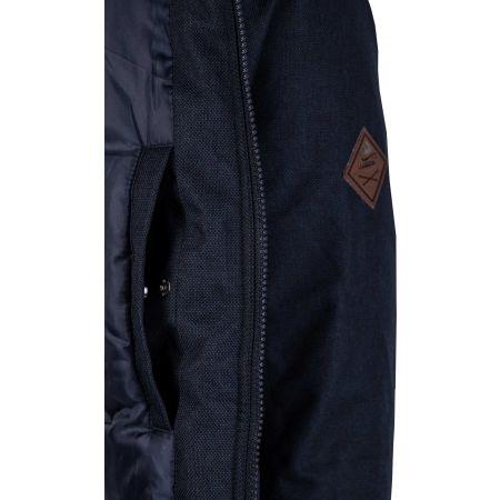 Pánská zateplená bunda - Willard BASTIAN - 4
