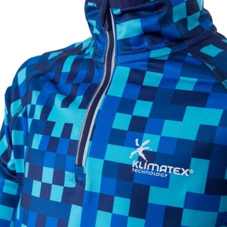 Детски зимен пуловер - Klimatex KIMMO - 3