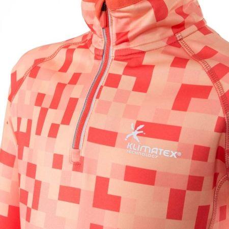 Detský zimný pulóver - Klimatex KIMMO - 3