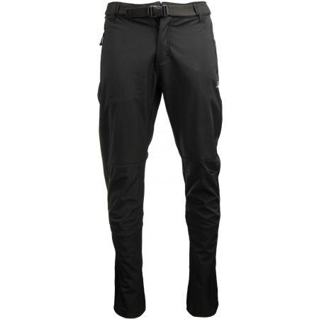 Pánské softshellové kalhoty - ALPINE PRO LORAL - 1