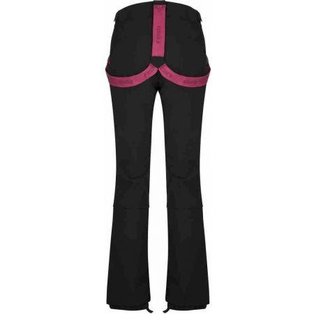Дамски панталони  с материя от софтшел - Loap LIVY - 2