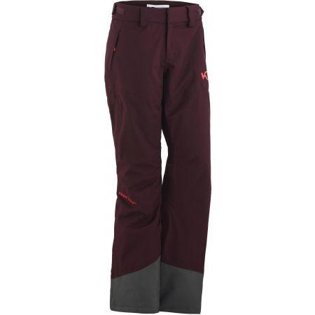 Spodnie narciarskie damskie - KARI TRAA FRONT - 1