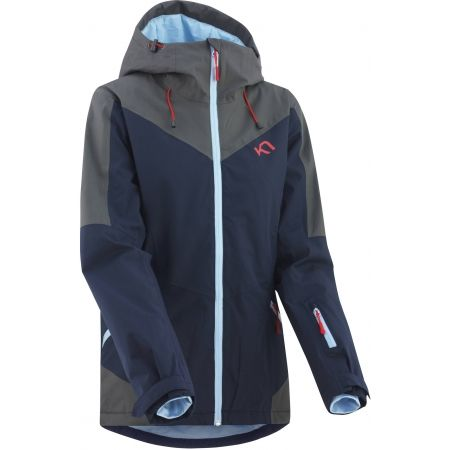 Women's skiing jacket - KARI TRAA BUMP - 1
