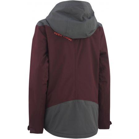 Women's skiing jacket - KARI TRAA FRONT - 2