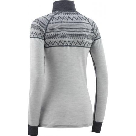 Women's thermal T-shirt - KARI TRAA LOKKE - 2