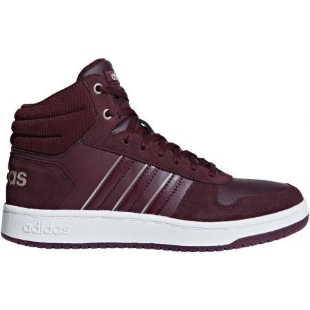 Dámske tenisky - adidas HOOPS 2.0 MID - 2