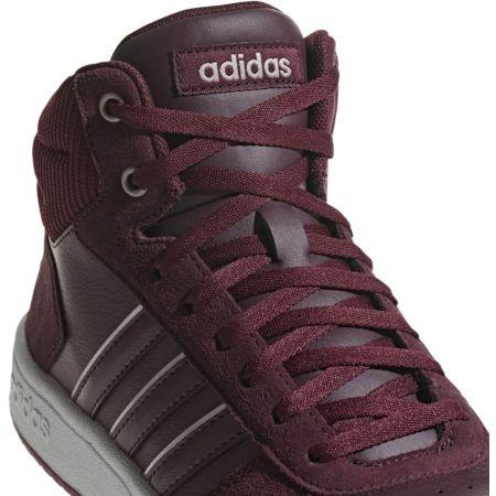 Women's leisure footwear - adidas HOOPS 2.0 MID - 8