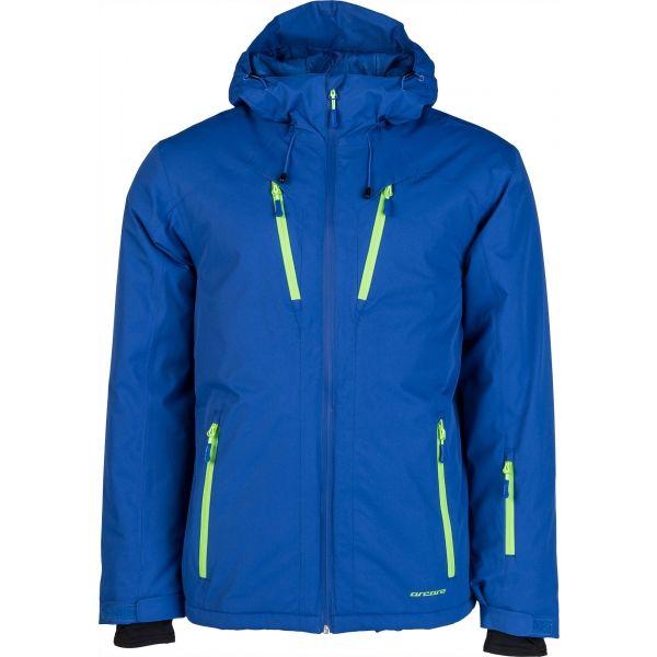 Arcore AXEL modrá L - Pánská lyžařská bunda