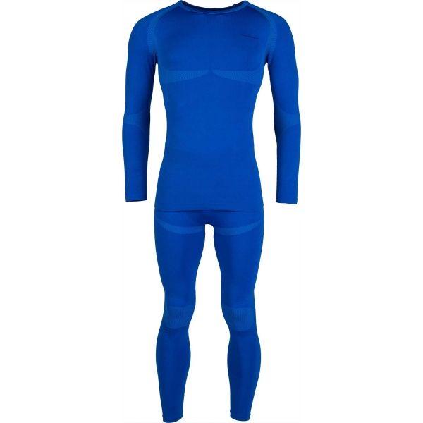 Arcore FABIAN modrá XL - Pánska funkčná termo bielizeň