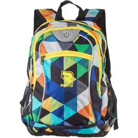 Runto RT-LEDBAG-TRIANGLES - Children's backpack with lightning