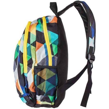 Plecak dziecięcy z oświetleniem LED - Runto RT-LEDBAG-TRIANGLES - 3