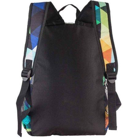 Plecak dziecięcy z oświetleniem LED - Runto RT-LEDBAG-TRIANGLES - 2