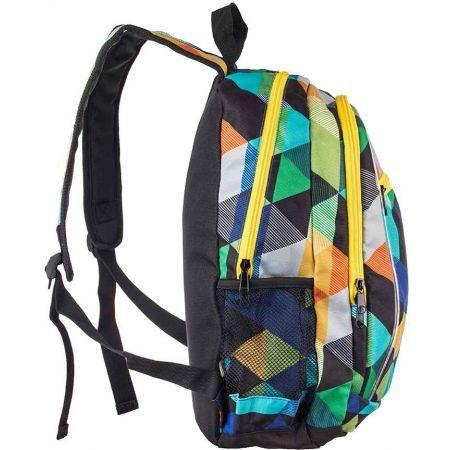 Plecak dziecięcy z oświetleniem LED - Runto RT-LEDBAG-TRIANGLES - 4