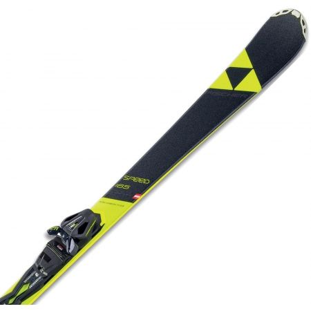 Downhill skis - Fischer RC4 SPEED + RC4 Z11 - 1