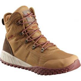 Columbia FAIRBANKS OMNI-HEAT - Pánská zimní obuv