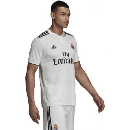 Pánský fotbalový dres - adidas REAL MADRID HOME - 5