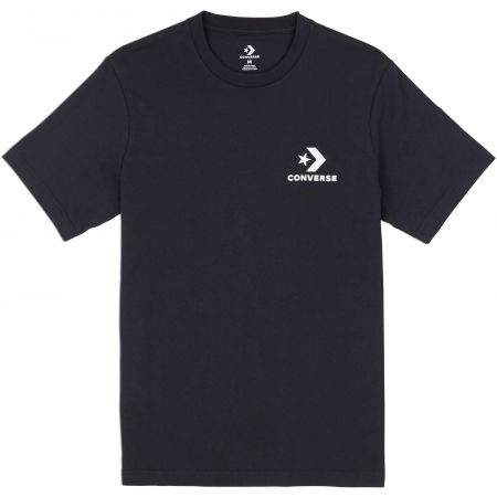 Converse LEFT CHEST STAR CHEVRON TEE - Мъжка  тениска