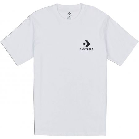 Converse LEFT CHEST STAR CHEVRON TEE - Men's T-shirt