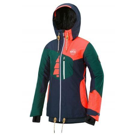 Dámská zimní bunda - Picture LANDER - 1