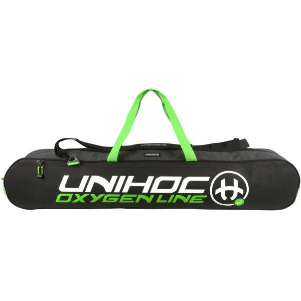 Unihoc OXYGEN LINE 12 - Taška na florbalové hokejky