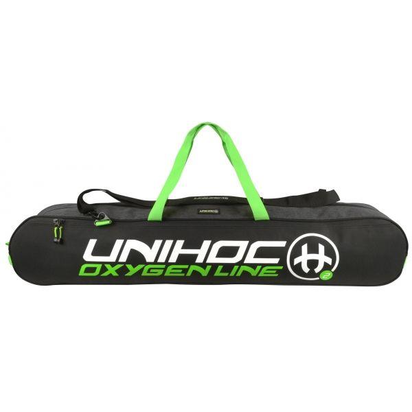 Unihoc OXYGEN LINE 20 - Taška na florbalové hokejky