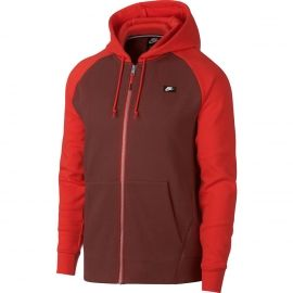 Nike NSW OPTIC HOODIE FZ - Hanorac bărbați