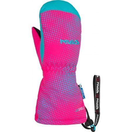 Dievčenské lyžiarske rukavice - Reusch MAXI R-TEX XT MITTEN