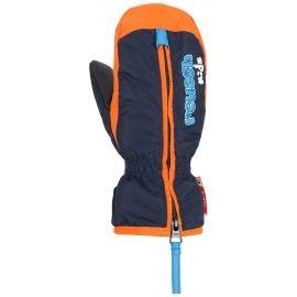 Reusch BEN MITTEN - Dětské lyžařské rukavice