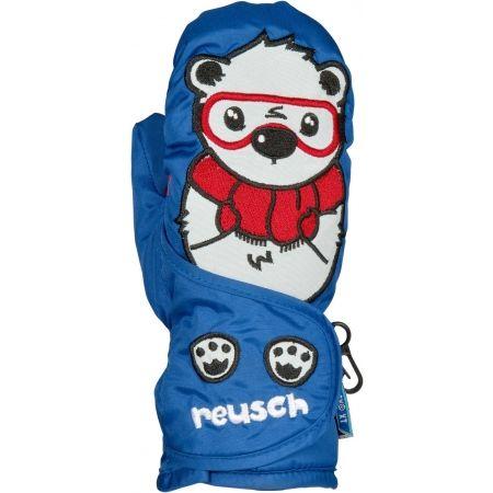 Detské lyžiarske rukavice - Reusch CUTES R-TEX XT MITTEN