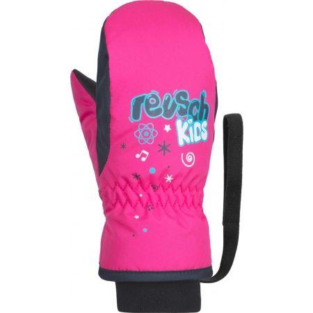 Detské lyžiarske rukavice - Reusch KIDS MITTEN - 1