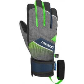 Reusch FERDI R-TEX XT JR G - Dětské lyžařské rukavice