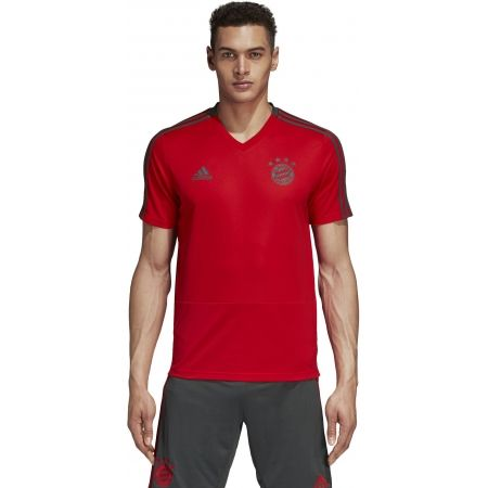 Tréninkový dres FC Bayern - adidas FCB TR JSY - 2