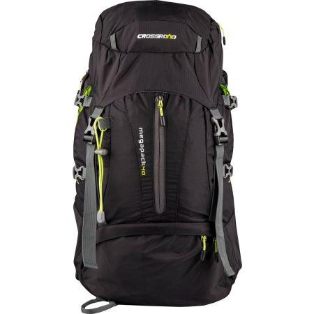 Crossroad MEGAPACK 40 - Ventilated hiking backpack