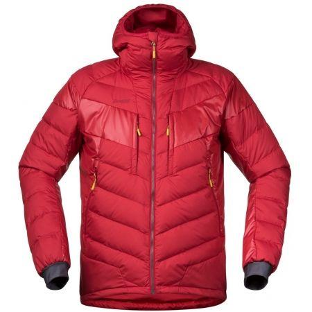 Men's insulated jacket - Bergans NOSI HYBRID DOWN JKT