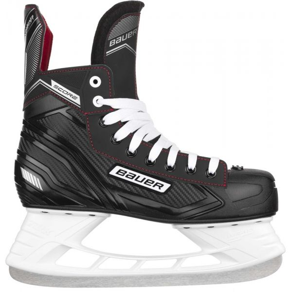 Bauer SUPREME SCORE SKATE JR - Hokejové korčule