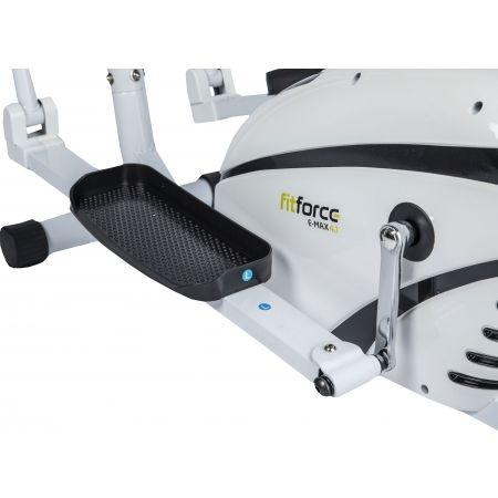 Eliptický trenažer - Fitforce E-MAX 4.1 - 7