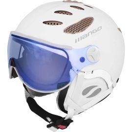 Mango CUSNA VIP - Unisex ski helmet with a visor
