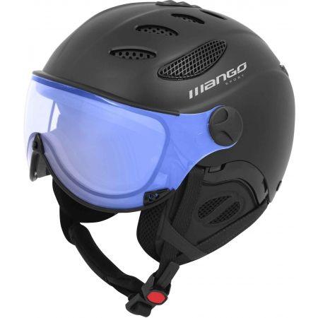 Mango CUSNA VIP - Unisex lyžiarska prilba s priezorom