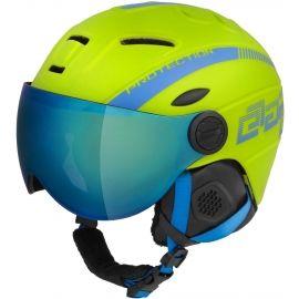 Etape RIDER PRO - Детска скиорска каска с визьор