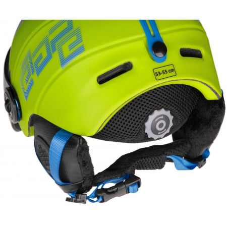 Dětská lyžařská přilba s visorem - Etape RIDER PRO - 5