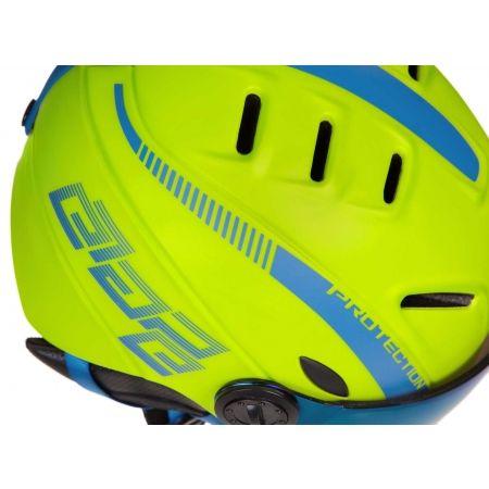 Dětská lyžařská přilba s visorem - Etape RIDER PRO - 4