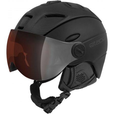 Unisex lyžařská přilba s visorem - Etape COMP PRO - 1