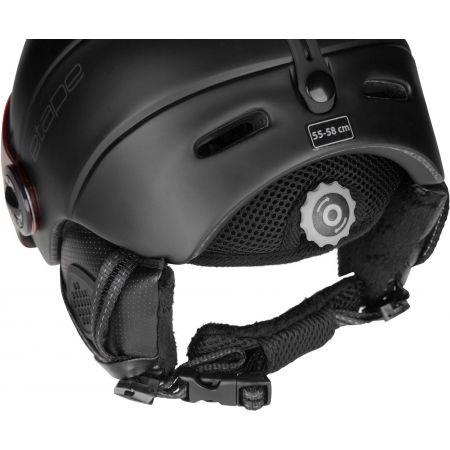 Unisex lyžařská přilba s visorem - Etape COMP PRO - 6