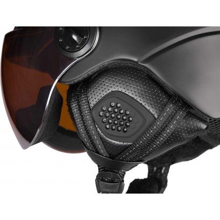 Unisex lyžařská přilba s visorem - Etape COMP PRO - 3